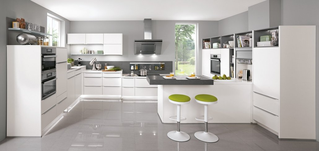 Colour And Contrast Kitchen Ideas For 2019